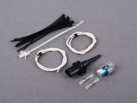 ES#2635473 - 65816905133KT - Exterior Temperature Sensor Repair Kit - This kit will allow you to restore the functionality of your on board computer#39;s external temperature reading. - Assembled By ECS - BMW