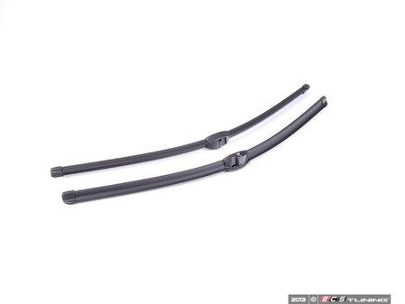 ES#2684770 - 2048201745 - Wiper Blade Set - Includes left and right wiper blades - Bosch - Mercedes Benz