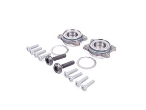 ES#2586825 - 8E0498625BKT - Front Wheel Bearing Kit - Includes both front wheel bearings and installation hardware - Genuine Volkswagen Audi - Audi Volkswagen