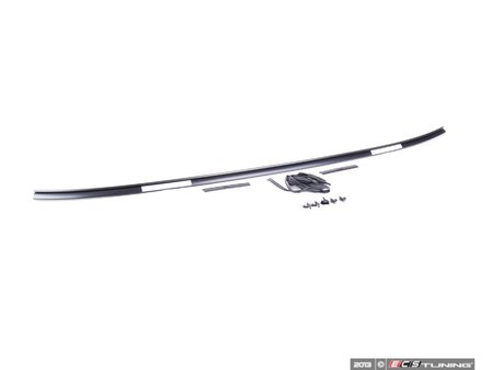 ES#78510 - 51138195562 - Roof Moulding - Right - Moulding strip found on the roof - Genuine BMW - BMW