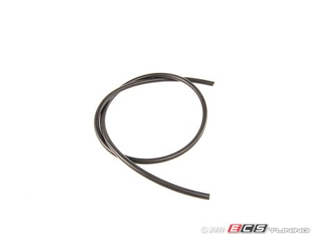 ES#170378 - 61668362762 - Washer Hose - Directly fluid to washer nozzles from the reservoir. - Genuine BMW - BMW