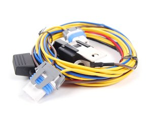 ES#7713 - 1k0998005 - ECS Fog Light Wiring Harness - 9006 Bulbs - Get your fog lights working perfectly with a new wiring harness from the experts at ECS Tuning - ECS - Volkswagen