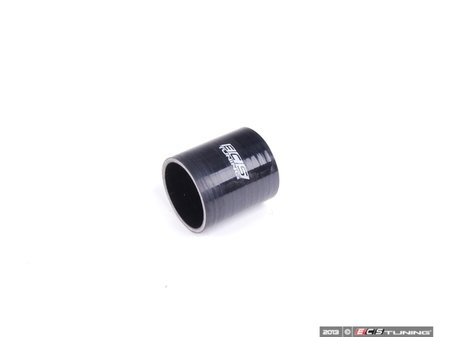 "ES#2680996 - 003402ECS01A-03 - Silicone Coupler - Straight 2.38"" ID (60.3mm) x 3"" L - A high-quality component for your next project - ECS - Audi BMW Volkswagen Mercedes Benz MINI Porsche"