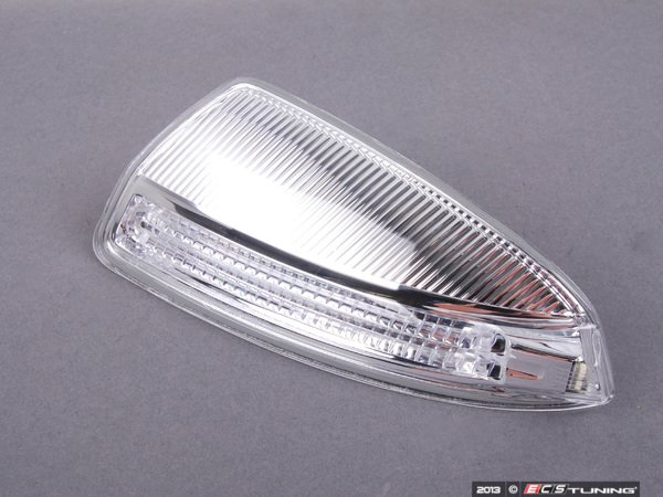Genuine mercedes benz 2048200721 mirror turn signal for Mercedes benz side mirror turn signal