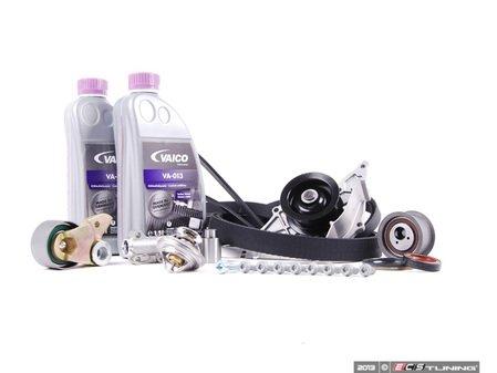 ES#6194 - 077198500 - ECS Tuning Timing Belt Kit - Ultimate Plus - The ultimate 23 piece kit for preventative maintenance! - Assembled By ECS - Audi