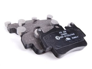 ES#2581248 - 99735193905 - Brake Pad Set - OE compound brakes - ATE - Porsche