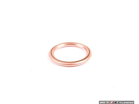 ES#2652100 - 11137546275 - Drain Plug Washer  - Seals the oil plug to the pan - Fischer and Plath - MINI