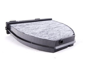 ES#2183622 - 2128300318 - Cabin Filter - Priced Each - Cleans the air for the climate control system before it enters the cabin - Genuine Mercedes Benz - Mercedes Benz