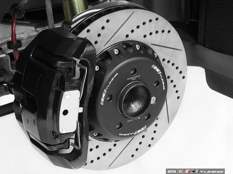 Ecs News 2 Piece Front Brake Rotors For Bmw E90 E92 E93