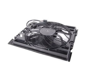 "ES#2587213 - 64548380780 - Air Conditioning Fan - Also known as ""pusher fan"" - ACM - BMW"