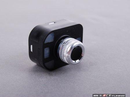 ES#2541384 - 8K0959565EWEP - Mirror Switch - Nero (Black) - Controls the side power mirrors - Genuine Volkswagen Audi - Audi