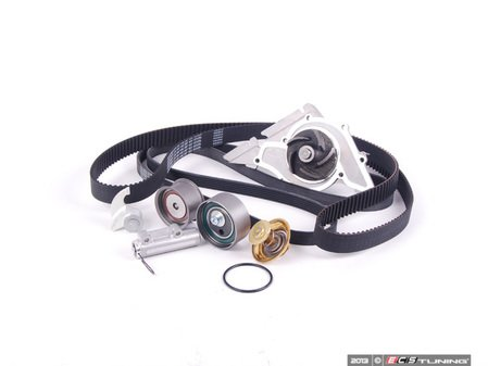 ES#2681619 - 078109479BKT - ECS Tuning Timing Belt Kit - Ultimate - Everything you need for a complete timing belt job - Assembled By ECS - Audi