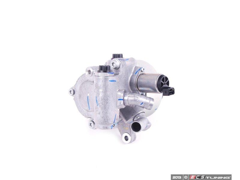 Genuine mercedes benz 0034665201 tandem hydraulic pump for Mercedes benz hydraulic fluid