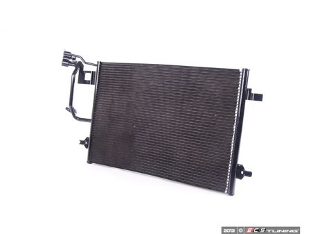 ES#2677828 - 8D0260403G - A/C Condenser - Transfers heat from the refrigerant - ACM - Audi
