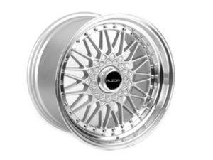 "ES#2628667 - 010-16 - 18"" Style 010 - Hyper Silver - Priced Each - 18x10, ET30, 5x112/5x120, 72.56CB - Alzor -"