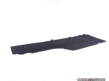 ES#128639 - 51717033758 - Right Underfloor Belly Pan - Complete replacement belly pan - Genuine BMW - BMW