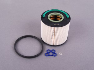 ES#2602782 - 7L6127434A - Fuel Filter - Keep your Touareg running reliably with a fresh fuel filter. - Mann - Volkswagen