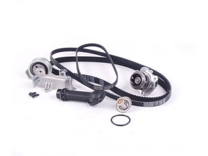 ES#1495 - AWMTBKV2 - Timing Belt Kit - Ultimate - Everything you need for a complete timing belt job. Buy all together & save - Assembled By ECS - Volkswagen