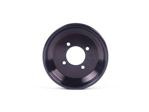 ES#2681418 - 11517504077 - Billet Aluminum Water Pump Pulley - Ditch your failure prone plastic pulley in favor of a brawny billet aluminum pulley - URO Premium - BMW