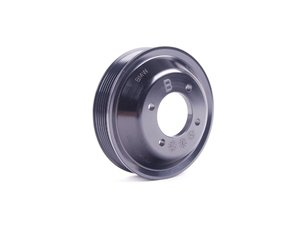 ES#24360 - 11511436590 - Water Pump Pulley - A common failing piece due to the plastic design. - Genuine BMW - BMW