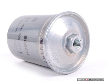 ES#258206 - 13321270039 - Fuel Filter - Replace an often overlooked filter - Bosch - BMW