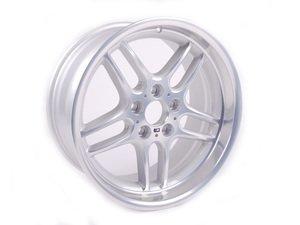 "ES#64658 - 36112229640 - 18"" M Parallel Spoke Style 37 Wheel - Priced Each - 18x9 ET24 CB 74.1mm. - Genuine BMW - BMW"