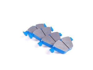 ES#257784 - HB551e.748 - Front Blue 9012 Racing Brake Pad Set - #1 Selling brake pad material for SCCA. - Hawk - BMW