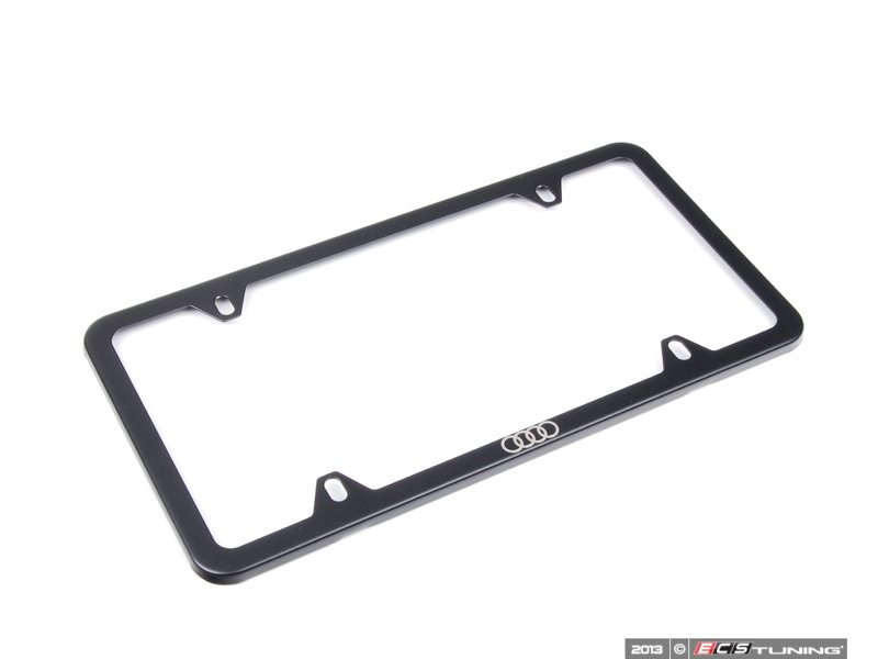 license audi d sport product frame collection htm polished plate