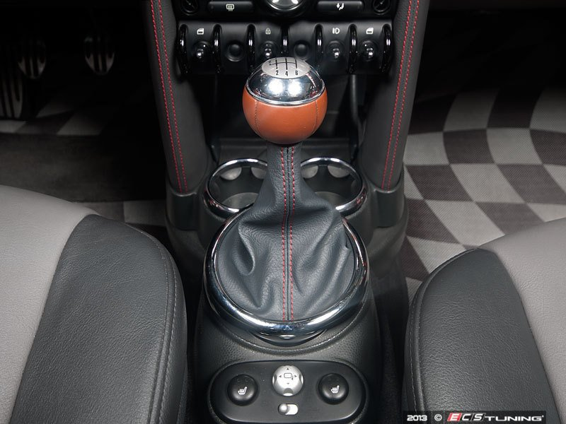 Genuine Mini  51166966468  Manual Transmission Shifter Boot