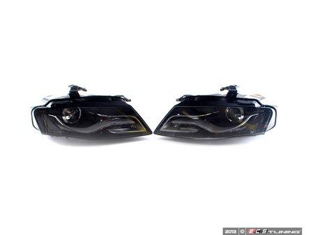 ES#2500755 - 1337091U1337101U - European Xenon Headlight Set - Improved European beam pattern without amber markers - Automotive Lighting - Audi