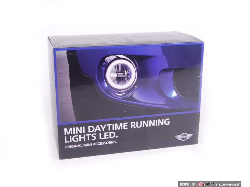 MINI Cooper/S/JCW Daytime Running Lights LED
