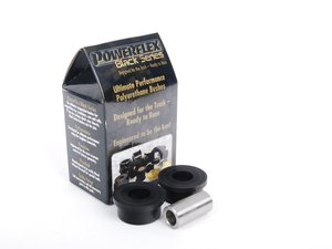 ES#2651623 - PFF5-206B - Race Polyurethane Engine Support Bushing - Small - Stiffer bushings will allow smoother movement - Powerflex Black Series - MINI