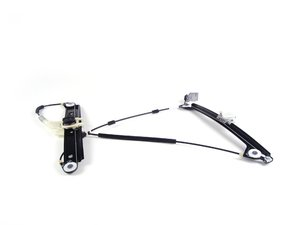 ES#205958 - 51337165596 - Window Regulator - Right - Windows not rolling anymore? Replace your window regulator today - Genuine BMW - BMW