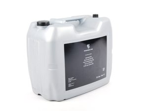 ES#1353597 - 00004320730 - Transaxle Fluid - 20 Liter Container - Priced Each - Pentosin FFL3 transaxle fluid for PDK equipped models - Genuine Porsche - Porsche