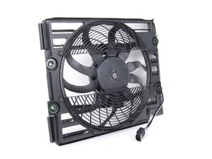 "ES#2696297 - 64546921395 - Air Conditioning Fan - Also known as ""pusher fan"" - Mahle-Behr - BMW"
