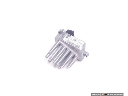ES#177232 - 64118369561 - Blower Motor Resistor - Rear - Used to control the speed of the blower motor - Genuine BMW - BMW