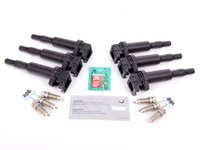 ES#2608157 - 12137594937NKT - Ignition Service Kit - Everything you need to service your ignition system  - Genuine BMW - BMW