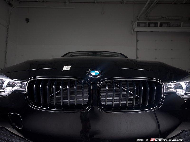 2012 Bmw 328i For Sale >> ECS News - BMW F30 3 Series Black Out Grilles