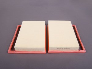 ES#2593249 - 2750940204 - Engine Air Filter Set - Contains two (2) engine air filters - Meyle - Mercedes Benz
