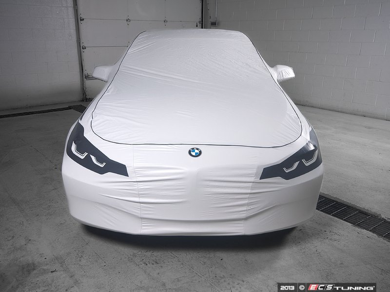 Genuine Bmw 82152220528 Indoor Outdoor Car Cover 82