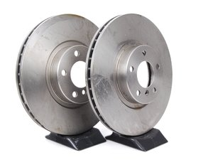 ES#2221012 - 34116793244KT - Front Brake Rotors - Pair (348x30) - Quality replacement rotors for your vehicle - Pilenga - BMW