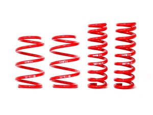 "ES#2568645 - 28877-2 - Super Sport Springs Set - Approximate lowering of 1.6""F/1.0""R for vehicles with sport suspension, 1.75""F/1.3""R for vehicles with standard suspension. - H&R - BMW"