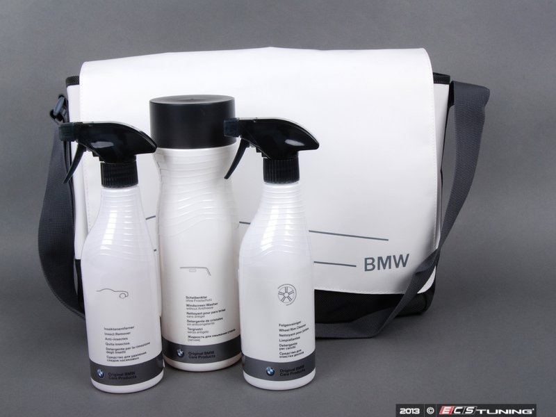 Genuine European BMW  83120443884  BMW Car Care Kit