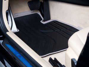 Ecs News Genuine Bmw Floor Mat Sets F30 F31 Sedan