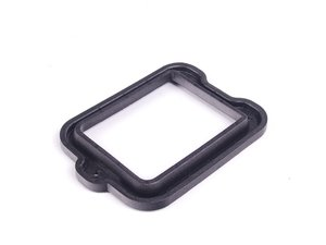 ES#1505869 - 99757222100 - Cowl Panel Gasket - Priced Each - Located beneath the cabin air filter housing and the Gateway control unit access panel - Genuine Porsche - Porsche