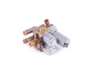ES#1613385 - 0018301484 - Electromagnetic Heater Control Valve - Water Valve - Genuine Mercedes Benz - Mercedes Benz