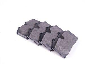 ES#2581721 - 96435193903 - Brake Pad Set - OE compound brakes - Mintex - Porsche