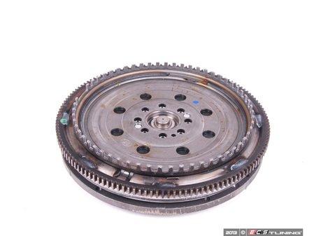 ES#2550715 - 98611401206 - LuK Dual Mass Flywheel - Flywheel for 6-speed transmission equipped cars - LUK - Porsche