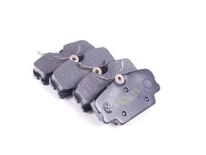 ES#514291 - HB195n.640 - Hawk HP Plus Track/Street Brake Pads - Front - E30 318/325 - A compound can take the heat at the track and get you home safely. - Hawk - BMW