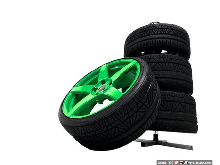 ES#2593852 - FKEF000933 - Wheel Tree - For Wider Wheels - (NO LONGER AVAILABLE) - Get your wheels out of the way with a great product from FK - FK -